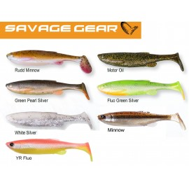Leurre Savage Gear 3D FAT T-TAIL MINNOW