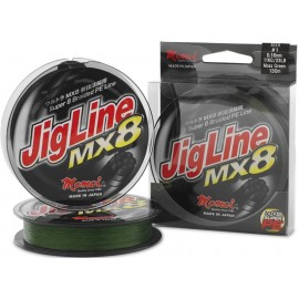 Tresse MOMOI Jigline MX8 150mm