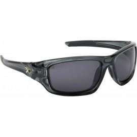 Lunette Fox Rage Matrix Black Wraps/grey Lense