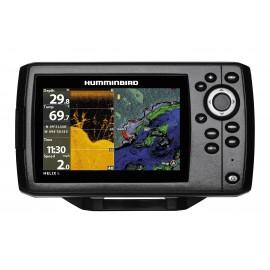 Sondeur GPS de pêche Humminbird Helix 5 DI (Down Imaging)