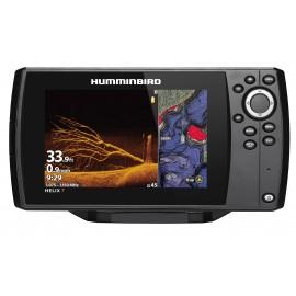 Sondeur GPS de pêche Humminbird Helix 7 DS