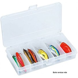 Boite SERT Tackle box 5 cases