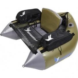 Float Tube Sparrow Commando Olive/Gris