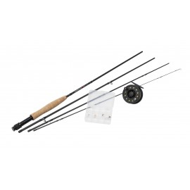 DAM® FORRESTER FLY II ALLROUND FLY FISHING SET