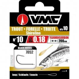 Hameçons montés VMC 7052 Trout Forelle