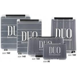 Boite reversible DUO Meiho Box 100