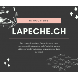 Soutien à LAPECHE.CH