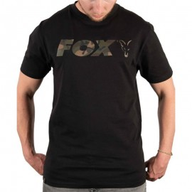 Fox Rage T-shirt Camo Fox
