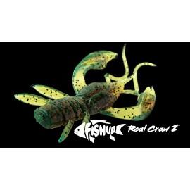 Leurres souples FISHUP REAL CRAW 1.5