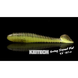 "Leurre souples KEITECH SWING IMPACT FAT 4.8"""
