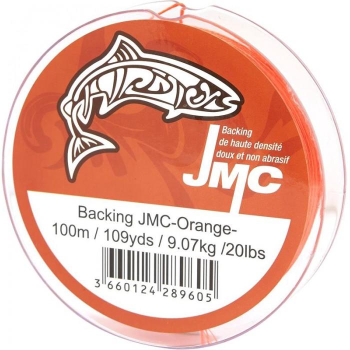 Backing JMC 100m Orange 30lbs 13.6kg
